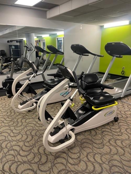 Fitness center 4 500