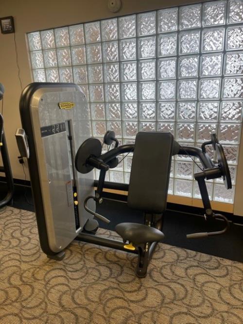 Fitness center 6 500